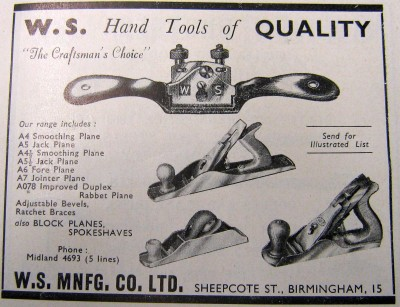 The British Hardware and Tool Manufacturers Buyers Guide, 1952'