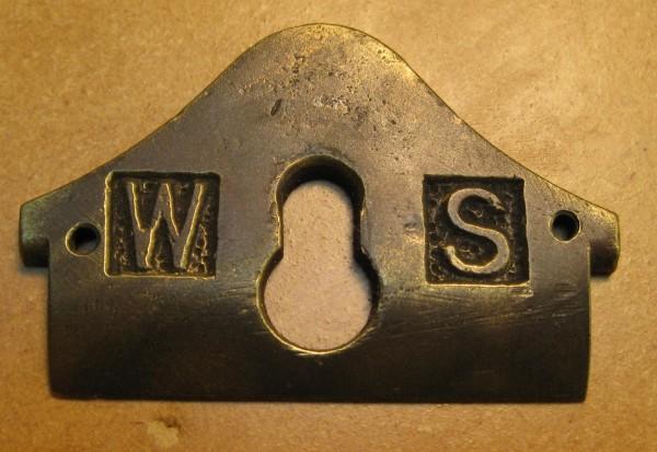 Brass Lever cap SS 001