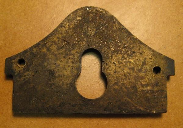 Brass Lever cap SS 003