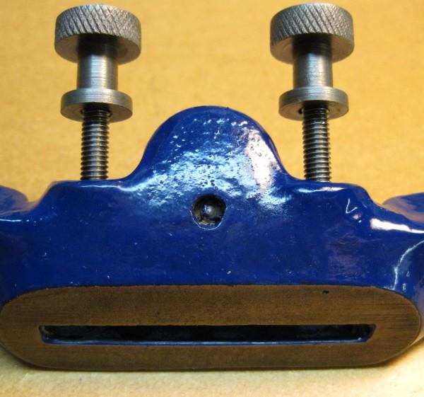 Brass Lever cap SS 004